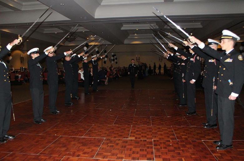 The Twenty-Fourth Annual Navy Ball