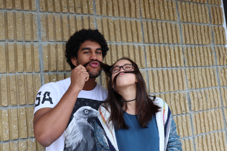 Recreating Cheesy Couple Photos