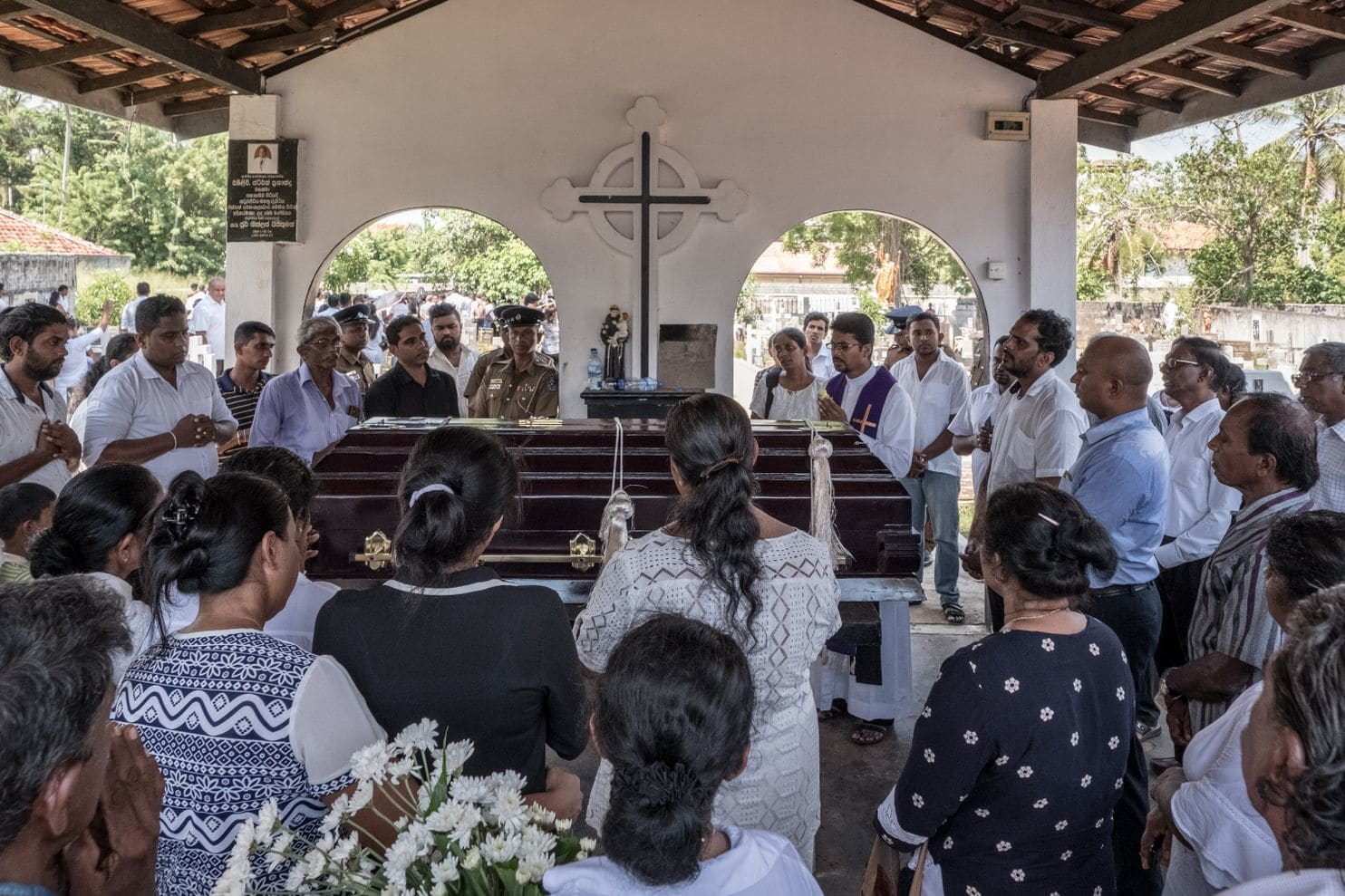 Easter Attacks in Sri Lanka Claimed by ISIS