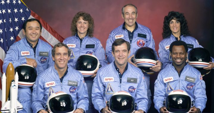 Remembering Challenger